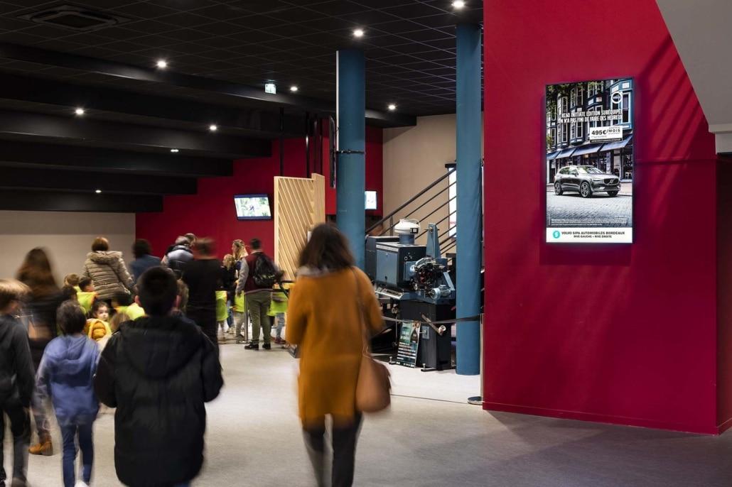 Affichage Cinéma Langon
