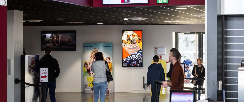 Affichage Cinéma Saint-André